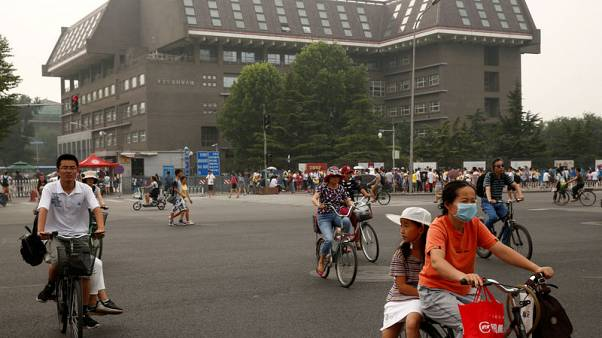 China's Peking University tightens party control, curbs activism