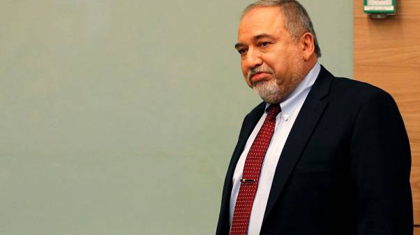 Lieberman quits as Israeli defence chief, savages Gaza truce