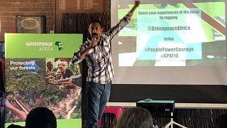 Greenpeace Afrique fête une décennie d'activisme environnemental