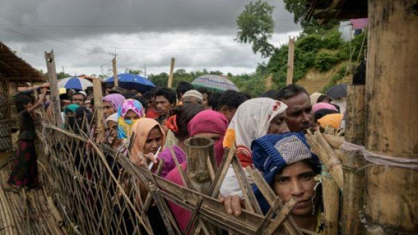 Rohingyas : tension accrue dans les camps au Bangladesh face aux craintes de rapatriement