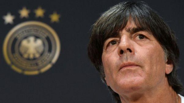 Ligue des nations: les jeunes loups allemands aux portes du pouvoir