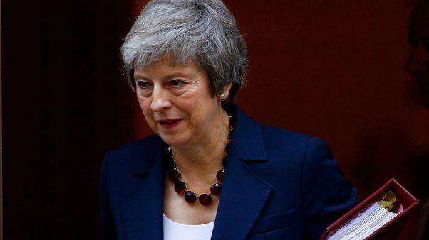 حكومة ماي تدعم مسودة اتفاق الانسحاب من الاتحاد الأوروبي