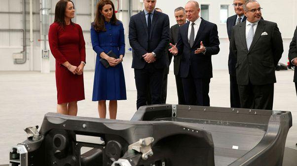 McLaren Automotive opens $65 million English chassis facility