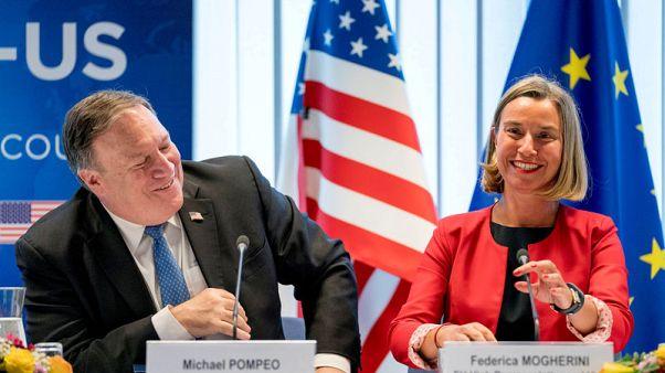 EU plan unravelling for non-dollar Iran trade, oil sales - diplomats