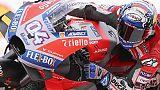 MotoGp: Dovizioso, Valencia test per noi