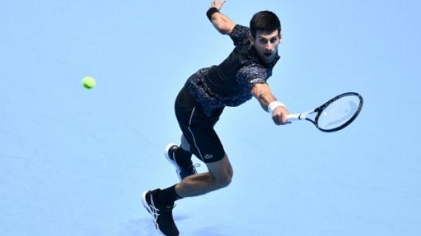 Masters: Djokovic déroule contre Zverev et entrevoit les demi-finales