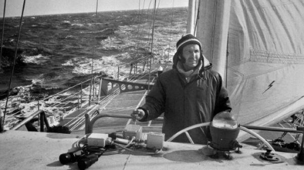 Route du Rhum: Alain Colas et son Manureva  perdus à jamais il y a 40 ans