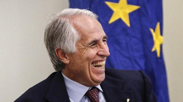 Coni: concluso incontro Giorgetti-Malagò