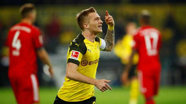 In-form Reus ruled out for Germany friendly against Russia