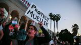 U.S. senators to defy Republican leader on Mueller protections