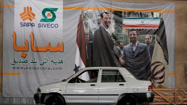 مصنع للسيارات يجسد صعابا تواجهها طموحات إيران في سوريا