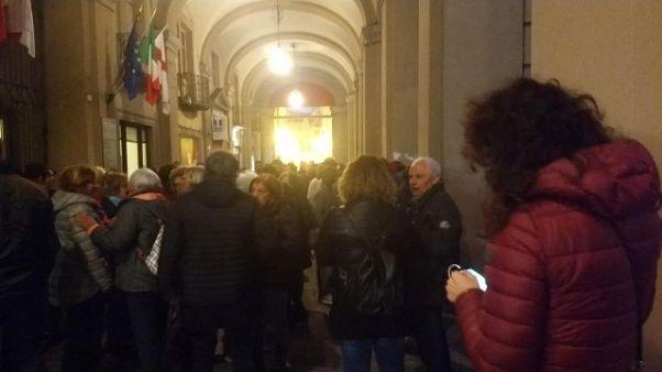 Mozione pro-vita, proteste Alessandria