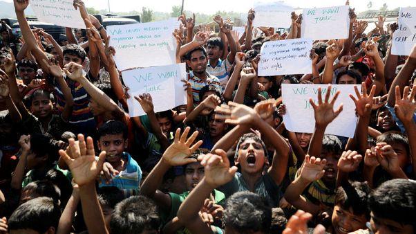 Rohingya repatriation process stalls amid refugee protests, recriminations