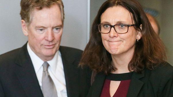 EU trade chief says ready to retaliate if U.S. imposes auto tariffs
