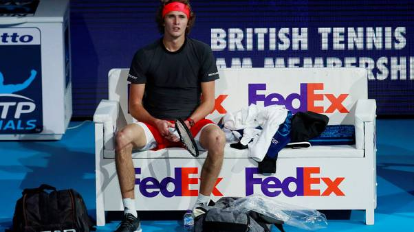 Zverev says length of season is 'ridiculous'