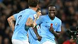 Manchester City: Mendy opéré du genou gauche