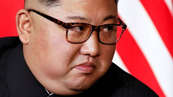 China appears to relax North Korea sanctions - report to U.S. Congress