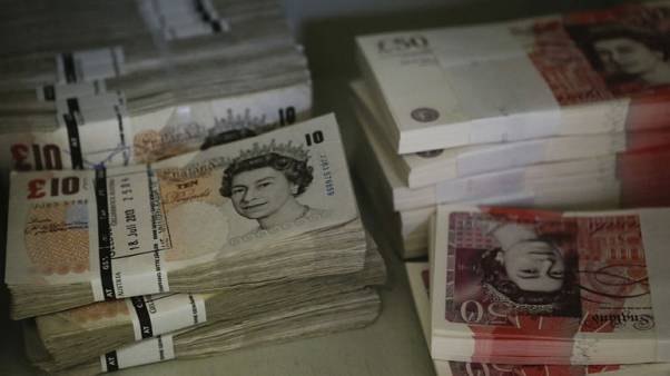 Sterling dives on Brexit uncertainty; Wall Street erases losses
