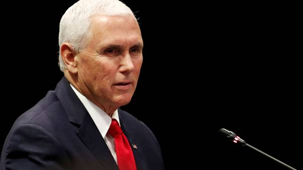 """Pence says """"empire and aggression"""" have no place in Indo-Pacific"""