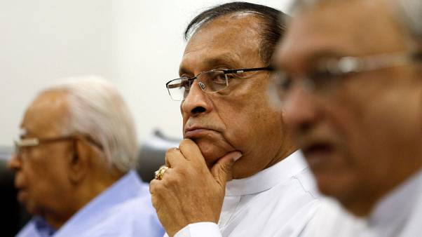 Sri Lanka has no PM or cabinet after no-confidence vote - parliament's Speaker