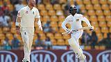 Cricket - Stokes brilliance helps England peg back Sri Lanka