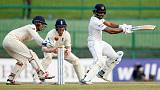 Resilient Silva helps Sri Lanka gain lead of 46
