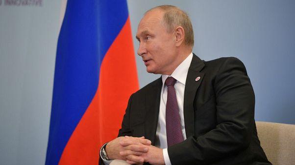 بوتين: ناقشت أسعار النفط مع ترامب