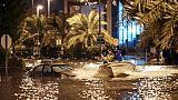 Le Koweït suspend ses vols aériens après des pluies torrentielles
