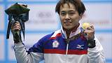 World record weightlifter Lin banned for eight years