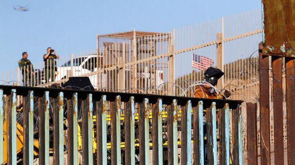 حصري-قائد أمريكي: مستوى القوات على الحدود مع المكسيك ربما يكون بلغ ذروته