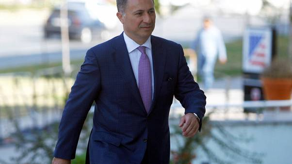 رئيس وزراء مقدونيا السابق يطلب اللجوء في سفارة مجرية خارج بلده