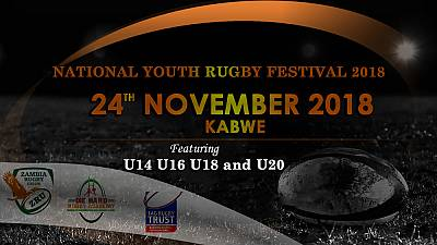 National Youth Rugby Festival 2018