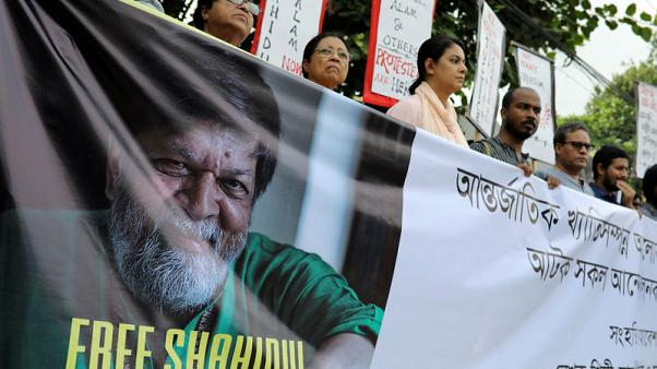 Bangladesh court bails jailed photographer who was critical of government