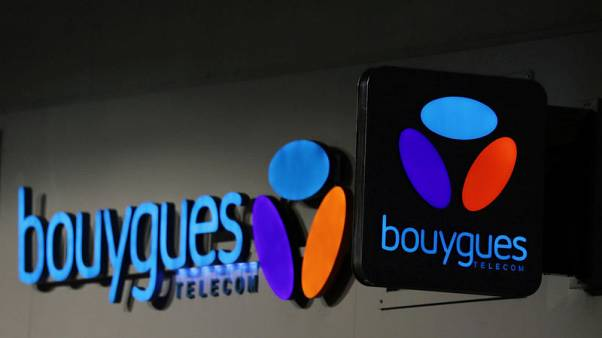 Bouygues' drop in profits cushioned by strong showing at telecoms arm