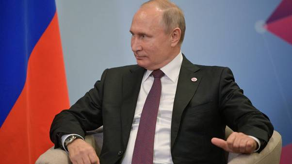 Russia's Putin says everyone should be free to attend Davos forum