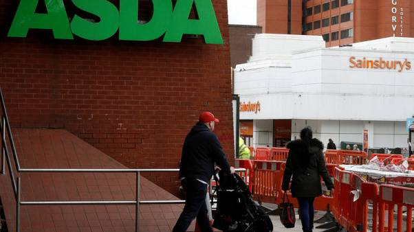 Asda sales rise for sixth straight quarter