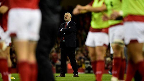 Wales team to play Tonga
