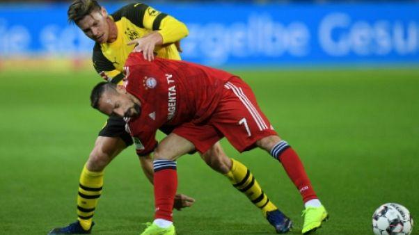Incident Ribéry-Guillou: Ribéry s'excuse en vidéo sur le site du Bayern