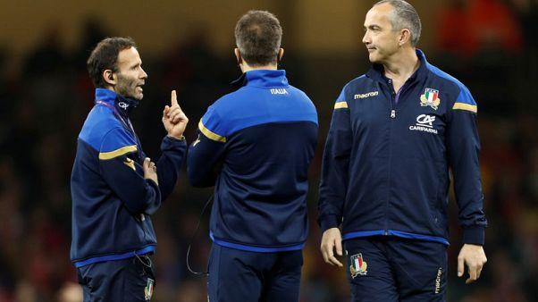 Italy names team to play Australia