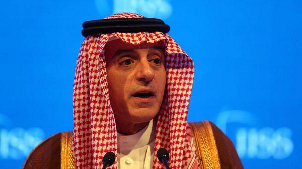 وزير الخارجية السعودي يقول ولي العهد لا صلة له على الإطلاق بمقتل خاشقجي