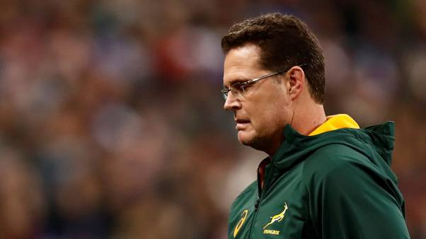 South Africa names team to play Scotland