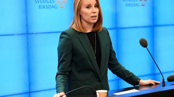 Swedish Centre leader to seek common ground for government - Speaker