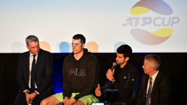 Tennis: l'ATP frappe fort, 15 millions de dollars pour sa compétition par équipes