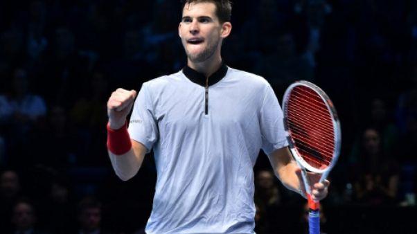Masters: Thiem bat Nishikori et peut encore y croire, Anderson en demi-finale