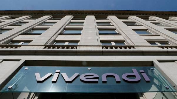 Media group Vivendi's third-quarter sales rise 5.5 percent