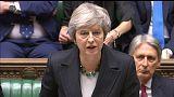 رئيسة وزراء بريطانيا تتعهد بأن تناضل من أجل اتفاقها للانسحاب من الاتحاد الأوروبي