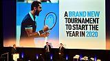 Avec sa compétition par équipes, l'ATP montre ses muscles face à la Coupe Davis