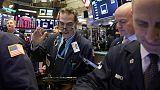 بورصة وول ستريت تغلق مرتفعة بدعم من آمال بإنحسار التوترات التجارية بين أمريكا والصين