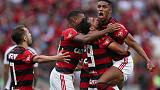 Late penalty saves helps Flamengo to 1-0 win over Santos