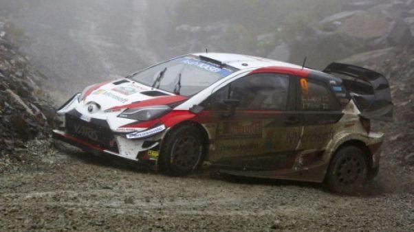 Rallye d'Australie: Lappi en tête après l'ES1
